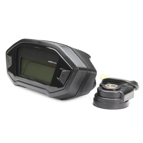 Digital Motorcycle Speedometer