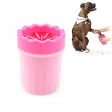 Easy Pet Paw Washer Cup Pink / S