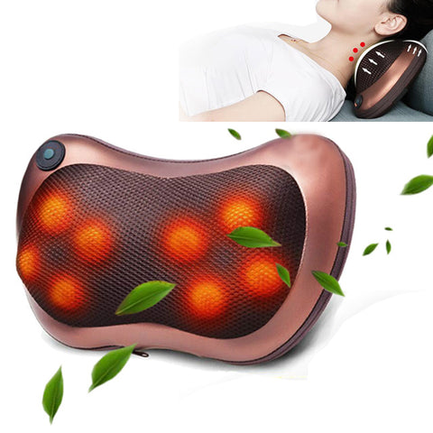 Image of Heated Neck  Pillow Massager