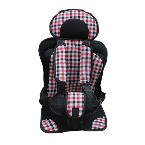 Image of Baby Car Seat Safety Belt striped-1