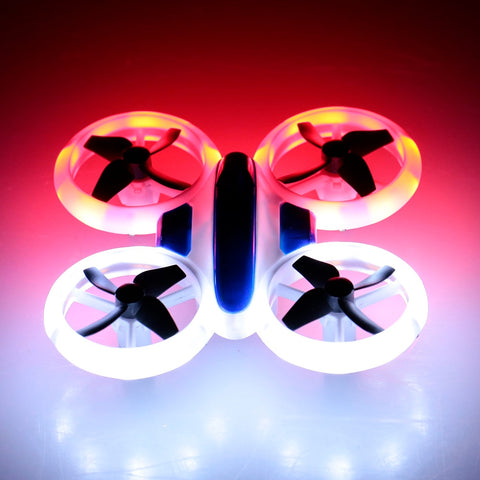 Image of Glowing Drone