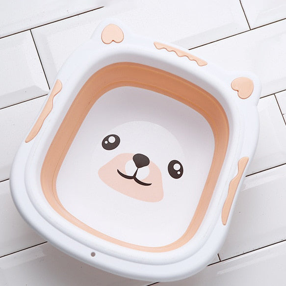 Collapsible Baby Bath Tub