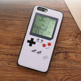 GameBoy iPhone Case White / For 6 6S