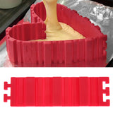 Any Shape Silicone Bakeware