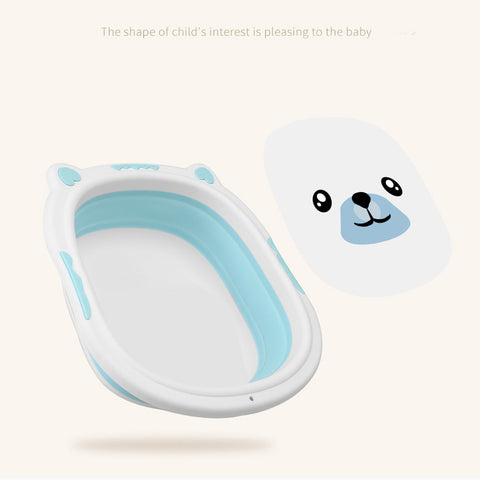 Image of Collapsible Baby Bath Tub