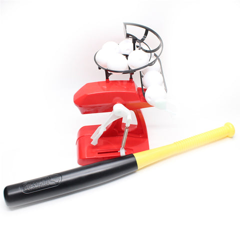Image of Baseball Pitching Toy