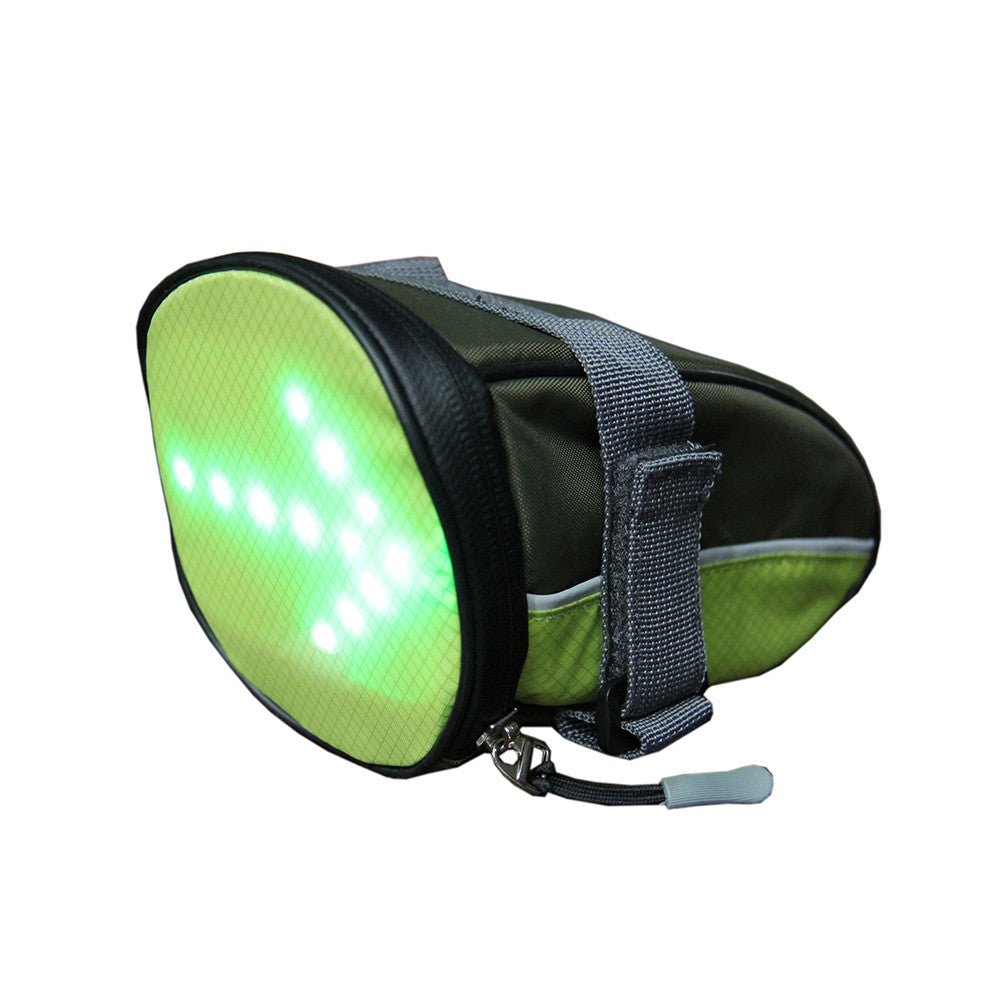 Bicycle Turn Signal Bag