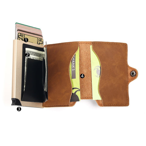 Image of Card Holder Wallet
