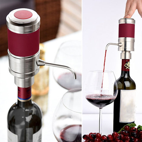Image of Electric Wine Aerator