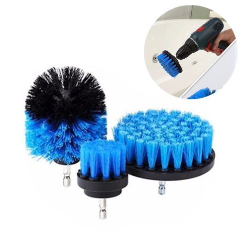 Power Scrub Brush Blue