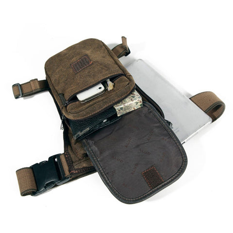 Drop Leg Travel Bag