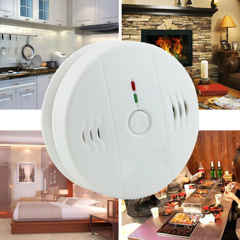 Image of Carbon Monoxide Alarm