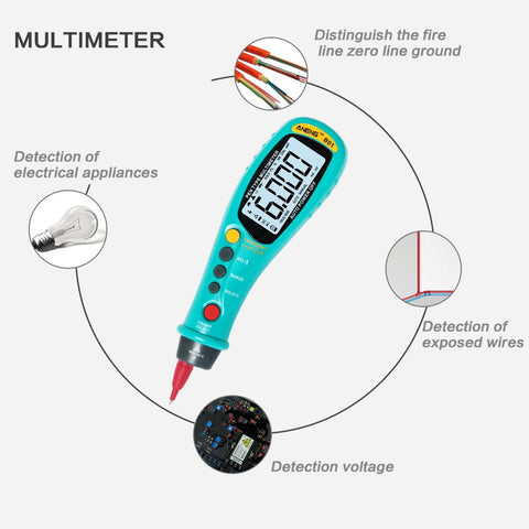 Image of Pen Type Digital Multimeter