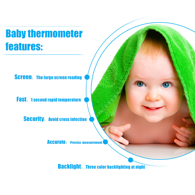 No Touch Digital Baby Thermometer