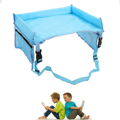 Image of Car Seat Tray SkyBlue