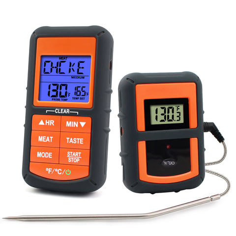 Image of Wireless Oven Meat Probe Thermometer