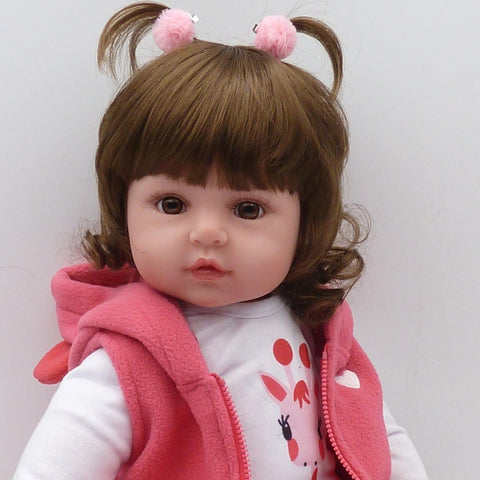 Realistic Reborn Baby Doll