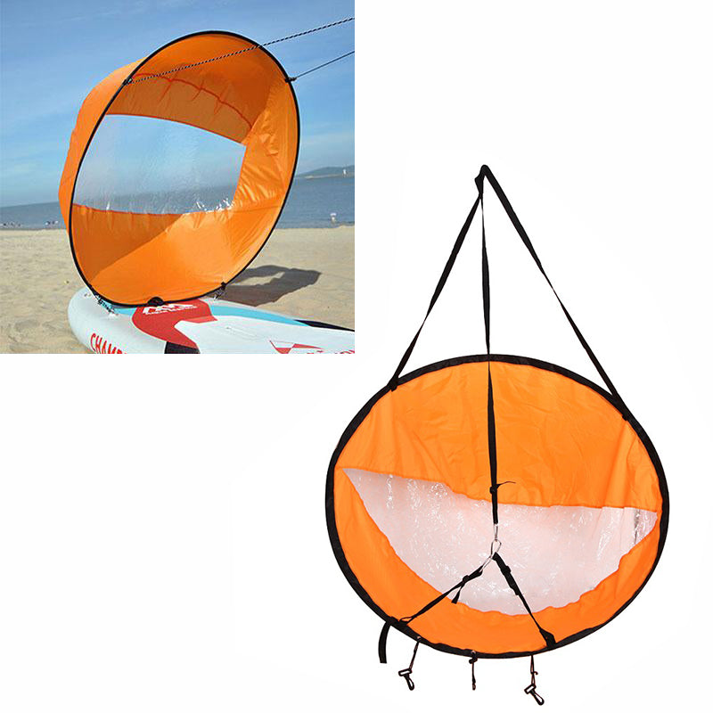 Kayak Sail Orange