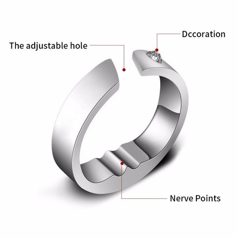 Image of Anti Snore Finger Ring