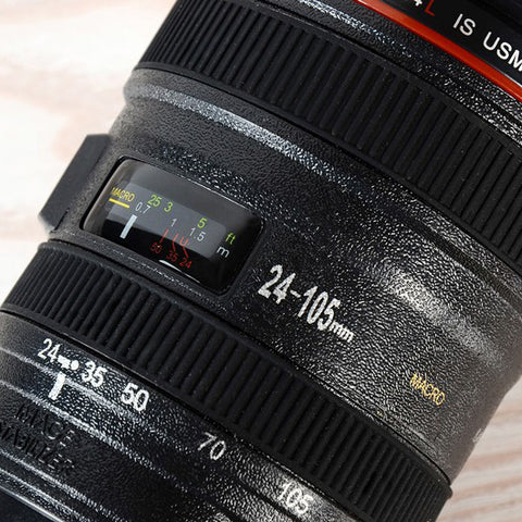 Image of Camera Lens Coffee Mug