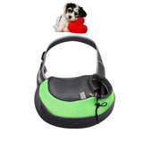 Pet Sling Carrier Green / S