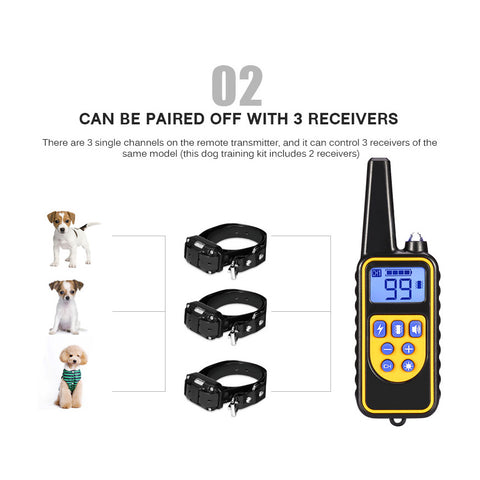 Image of Electric Dog Training Collar