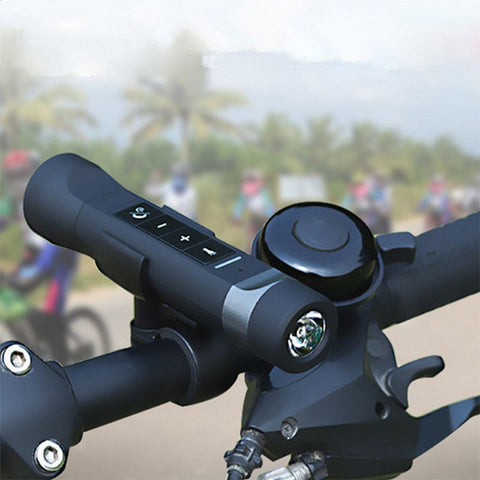 Image of 3 in 1 Bicycle Speaker Light Power Bank