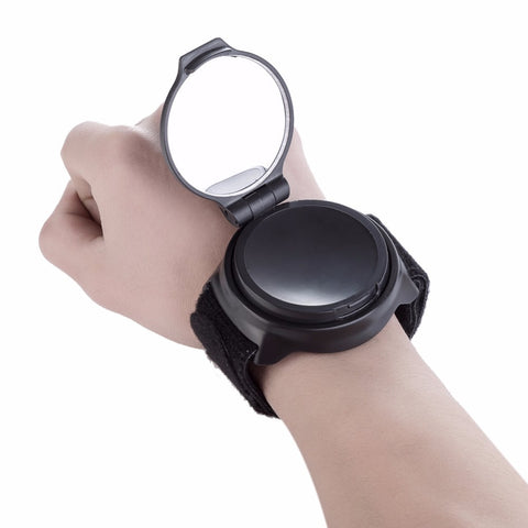Image of Bicycle Wrist Rear View Mirror