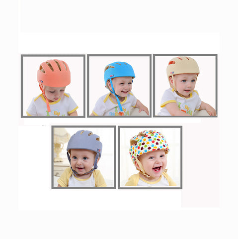 Image of Baby Safety Helmet