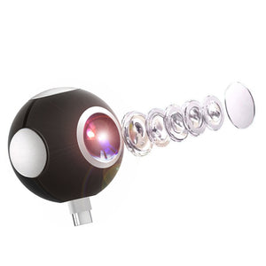 360 Android Camera Black
