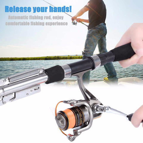 Image of Automatic Fishing Rod