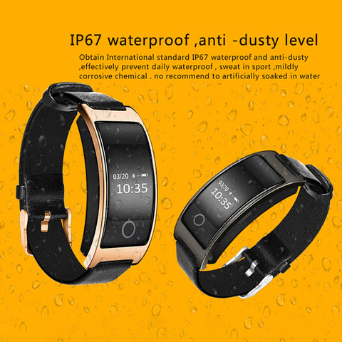 Image of Blood Pressure Wrist Watch