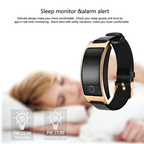 Blood Pressure Wrist Watch