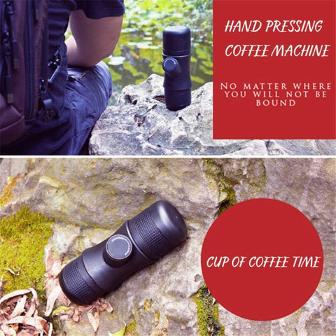 Image of Portable Espresso Maker