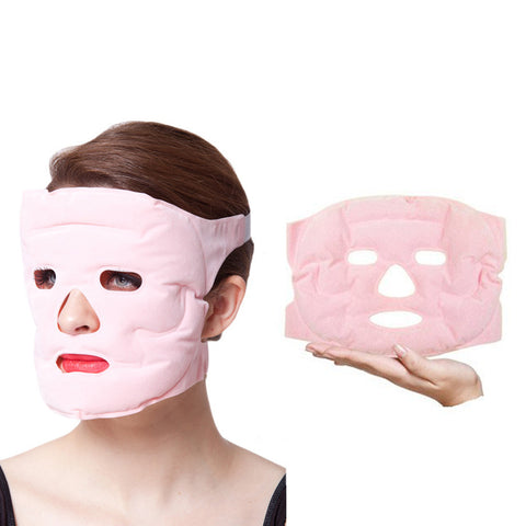 Image of Tourmaline Gel Magnet Facial Mask