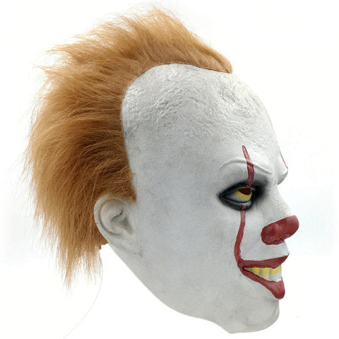 Image of Clown Halloween Mask
