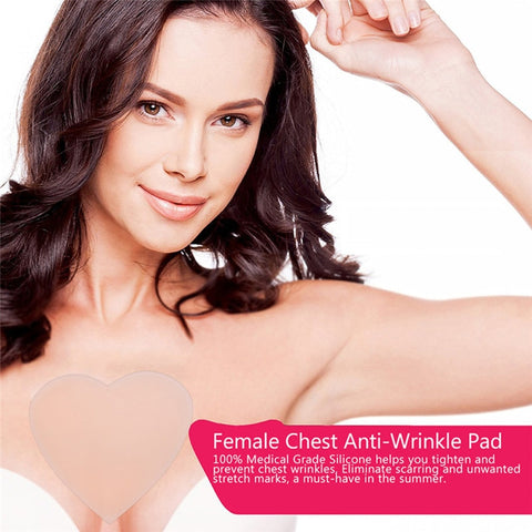 Image of Chest Anti Wrinkle Pad