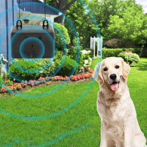 Ultrasonic Dog Bark Control Outdoor