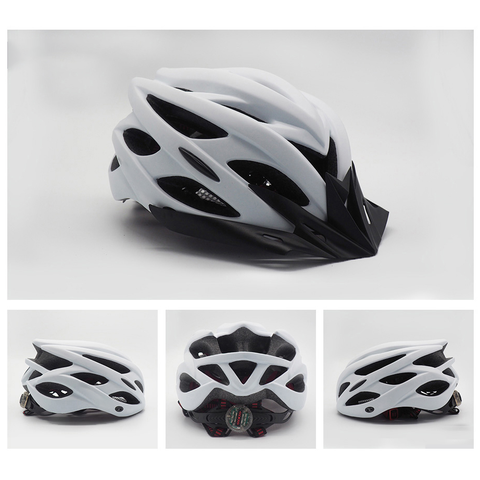 Image of Bicycle Helmet white