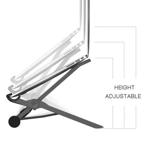Image of Adjustable Laptop Stand