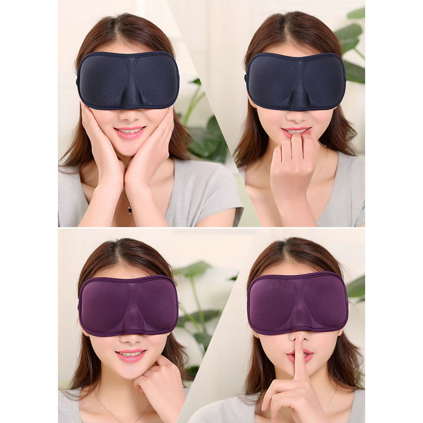 Ultra-soft Breathable Sleep Mask