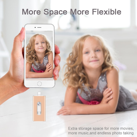 Image of IOS 16 GB Usb Flash Drive