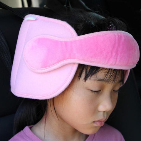 Image Of Car Seat Head Support For Kids
