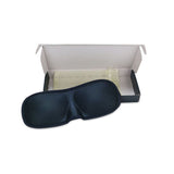 Ultra-soft Breathable Sleep Mask Navy