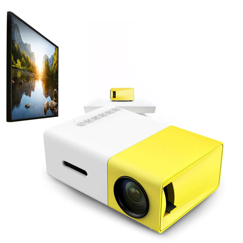Image of Mini HD Projector