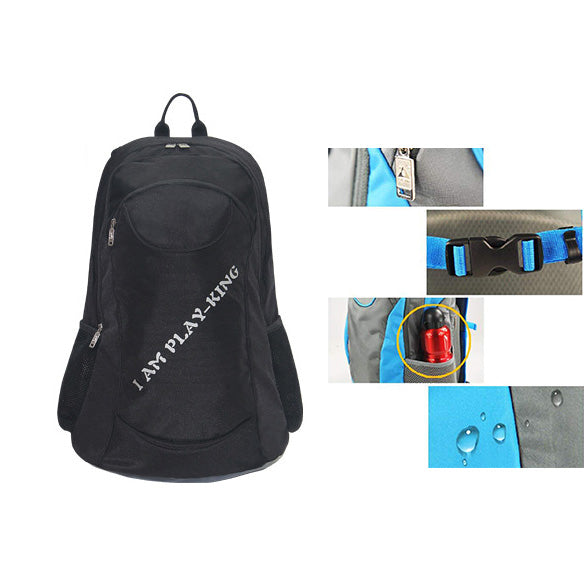 Backpack Chair Black / 20L