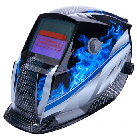 Image of Auto Darkening Welding Helmet Mask