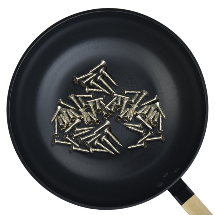 Wok Cooking Pan