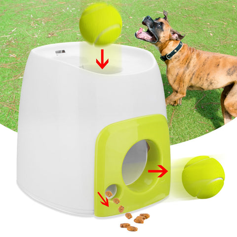 Image of Automatic Dog Treat Dispenser