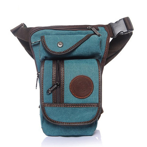 Drop Leg Travel Bag DarkCyan